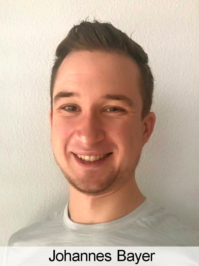 Johannes Bayer, Physiotherapeut und sektoraler Heilpraktiker