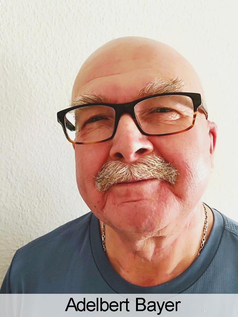 Adelbert Bayer, Physiotherapeut und Masseur & med. Bademeister